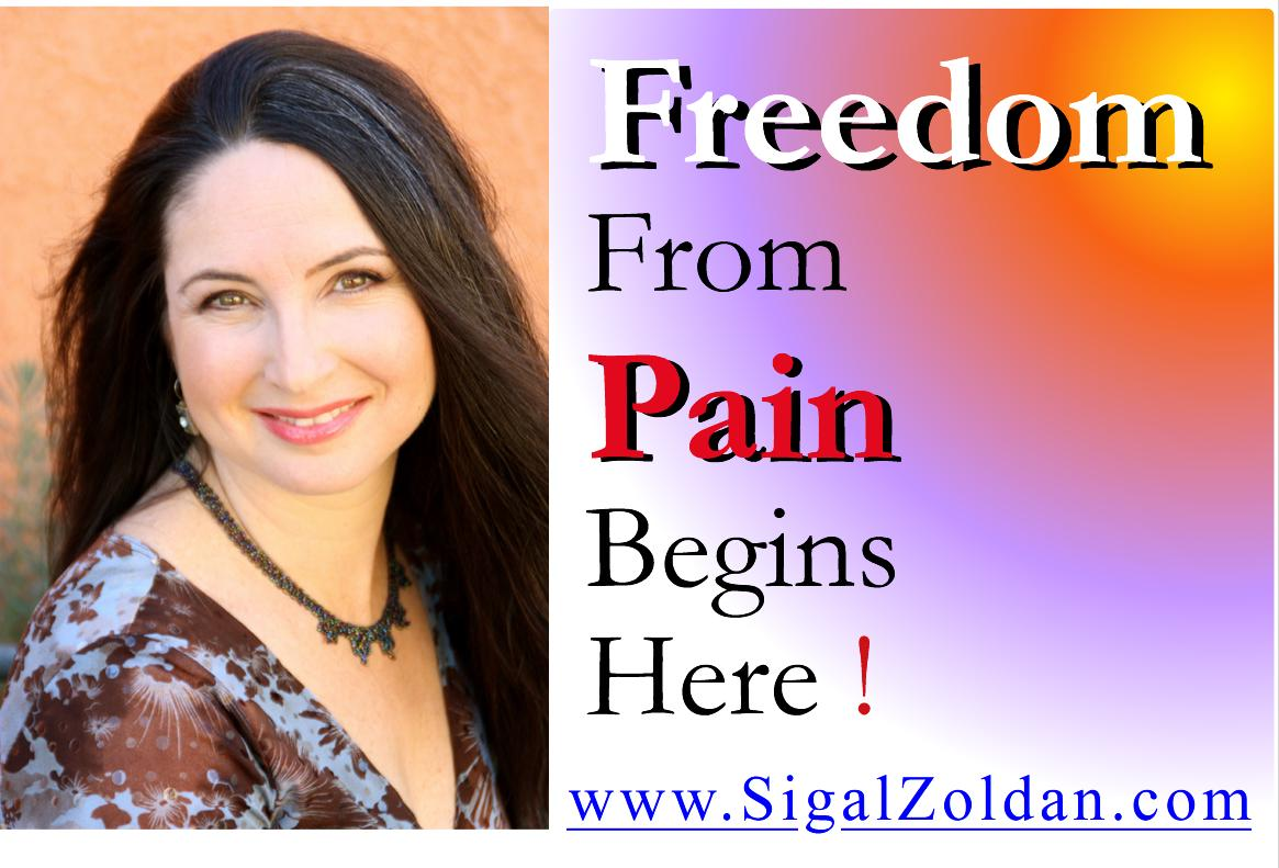 freedom from pain begins here
