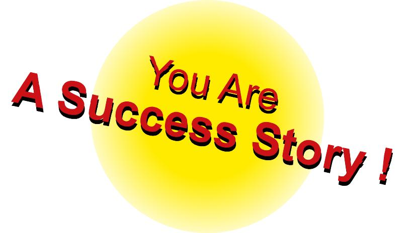 you-are-a-success-story